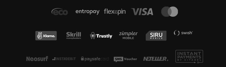 Betalningsmetoder Videoslots